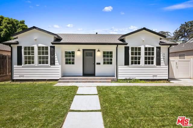 5341 Beeman Avenue, Valley Village, CA 91607 (MLS #19497630) :: Hacienda Group Inc