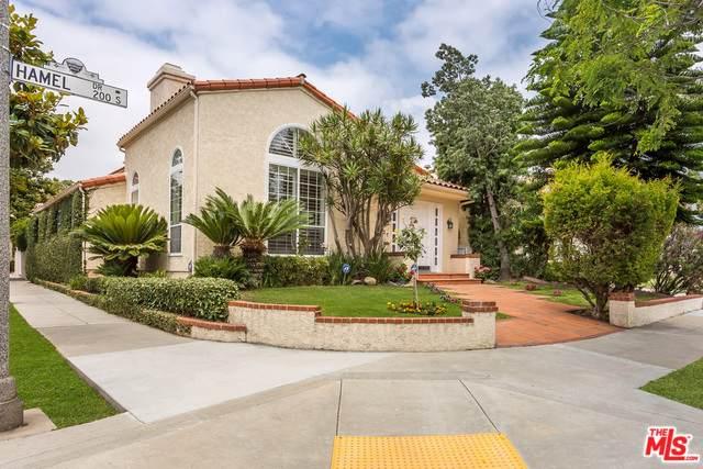 227 S Hamel Drive, Beverly Hills, CA 90211 (MLS #19498740) :: Deirdre Coit and Associates