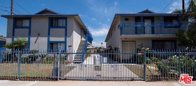 1029 W 161st Street, Gardena, CA 90247 (MLS #19499560) :: Hacienda Group Inc