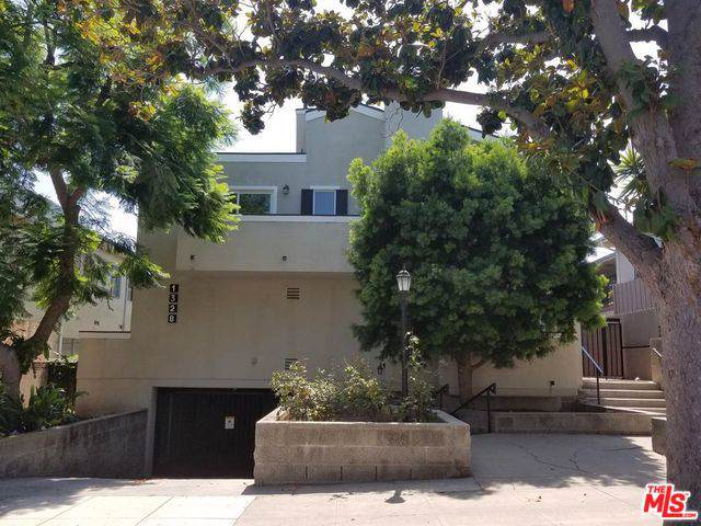 1328 9th Street #1, Santa Monica, CA 90401 (MLS #19500354) :: The John Jay Group - Bennion Deville Homes