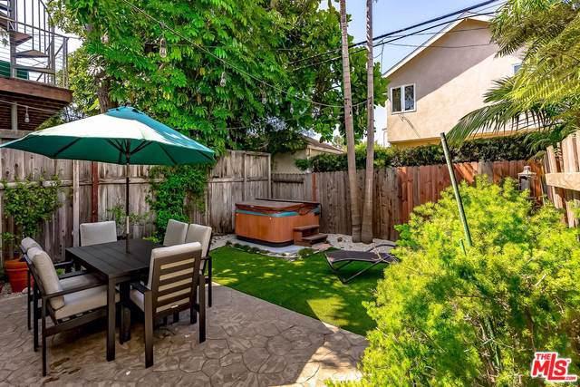 3213 Thatcher Avenue, Marina Del Rey, CA 90292 (MLS #19501012) :: Hacienda Group Inc