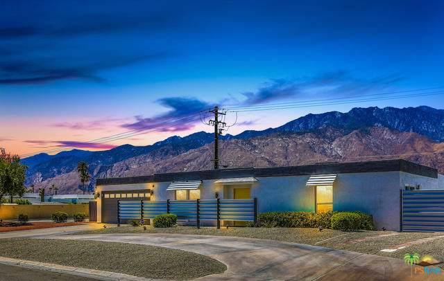2101 N Viminal Road, Palm Springs, CA 92262 (MLS #19501110PS) :: Brad Schmett Real Estate Group