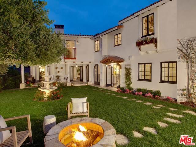 2200 Vista Del Mar Avenue, Los Angeles (City), CA 90068 (MLS #19501330) :: Hacienda Group Inc
