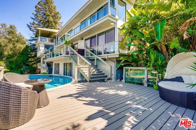 15263 Mulholland Drive, Los Angeles (City), CA 90077 (MLS #19501850) :: Hacienda Group Inc