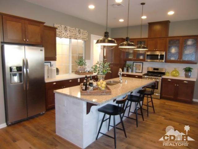 3900 Via Amalfi #2, Palm Desert, CA 92260 (MLS #218001422) :: The John Jay Group - Bennion Deville Homes