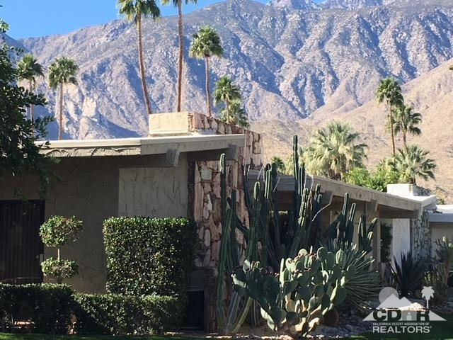 1597 E Sierra Way, Palm Springs, CA 92264 (MLS #218002644) :: Deirdre Coit and Associates