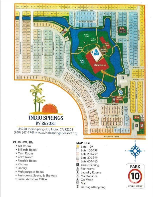 84250 Indio Springs Drive #191, Indio, CA 92203 (MLS #218004688) :: Hacienda Group Inc