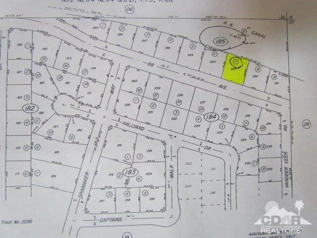 0 68th Avenue, Mecca, CA 92254 (MLS #218015886) :: Team Wasserman
