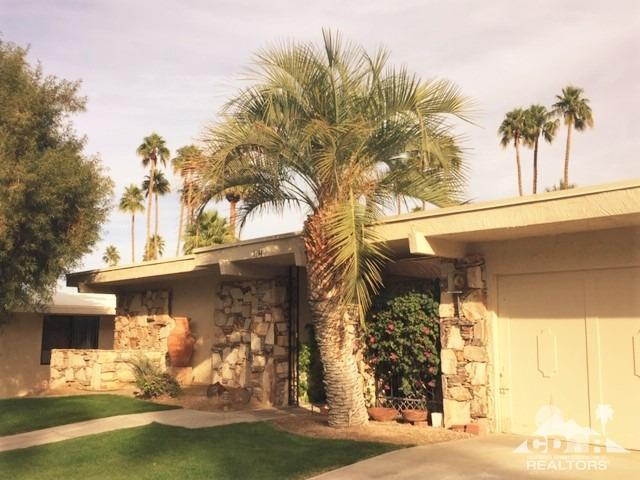 2344 S Madrona Drive, Palm Springs, CA 92264 (MLS #218026408) :: Hacienda Group Inc