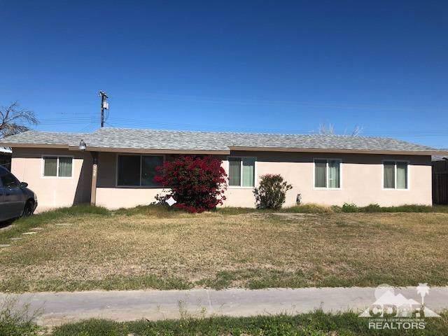 82556 Crest Avenue, Indio, CA 92201 (MLS #219004387) :: Brad Schmett Real Estate Group