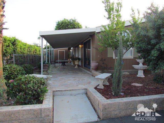 80000 Avenue 48 #152, Indio, CA 92201 (MLS #219011085) :: The Sandi Phillips Team