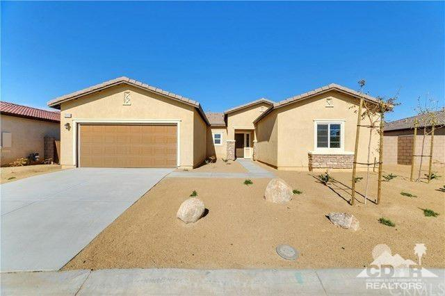 83654 Novilla Drive, Indio, CA 92203 (MLS #219014171) :: The John Jay Group - Bennion Deville Homes