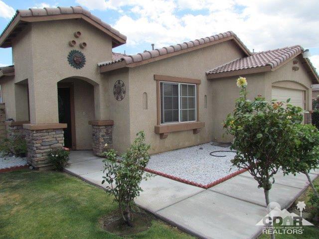85437 Avenida Maria, Coachella, CA 92236 (MLS #219014797) :: The John Jay Group - Bennion Deville Homes