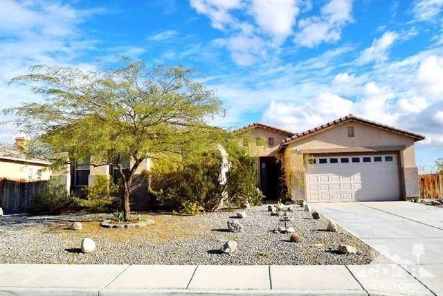 69017 Overlook Drive, Desert Hot Springs, CA 92240 (MLS #219021399) :: The John Jay Group - Bennion Deville Homes