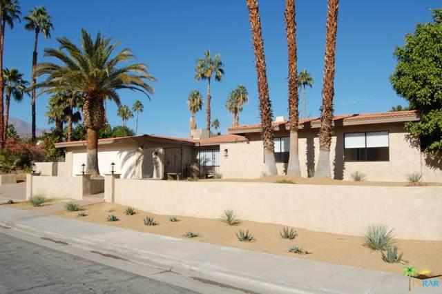 3150 E Sonora Road, Palm Springs, CA 92264 (MLS #219033974) :: The Jelmberg Team