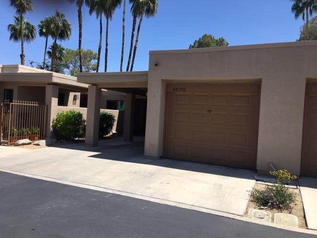 48592 Oakwood Way, Palm Desert, CA 92260 (MLS #219041551) :: The Jelmberg Team