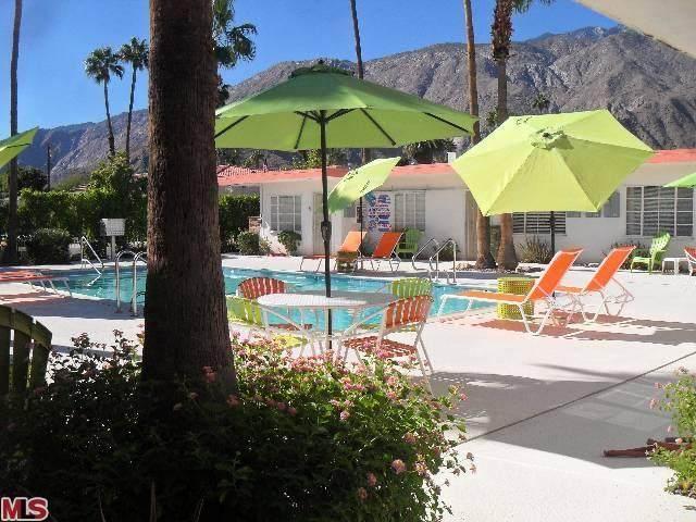 314 E Stevens Road, Palm Springs, CA 92262 (MLS #219041599) :: The Jelmberg Team
