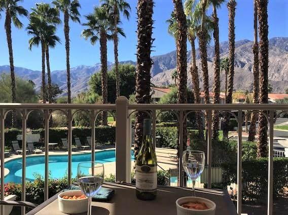 2001 E Camino Parocela, Palm Springs, CA 92264 (MLS #219050929) :: Mark Wise | Bennion Deville Homes