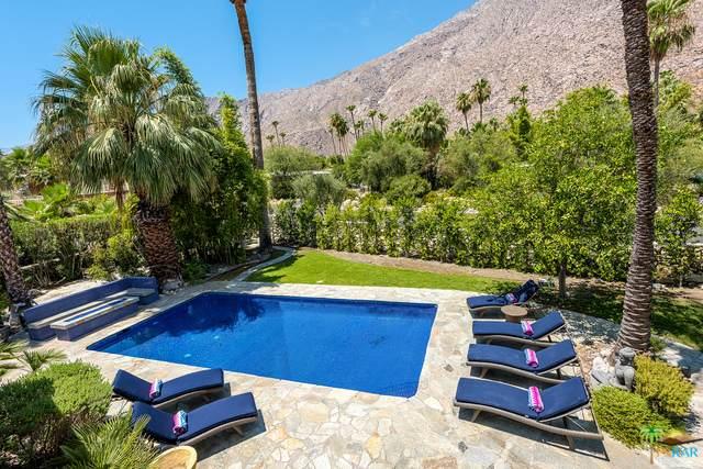 466 S Patencio Road, Palm Springs, CA 92262 (#219057056) :: The Pratt Group