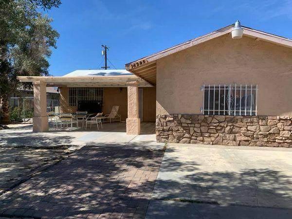 16285 Avenida Descanso, Desert Hot Springs, CA 92240 (MLS #219057936) :: The Jelmberg Team