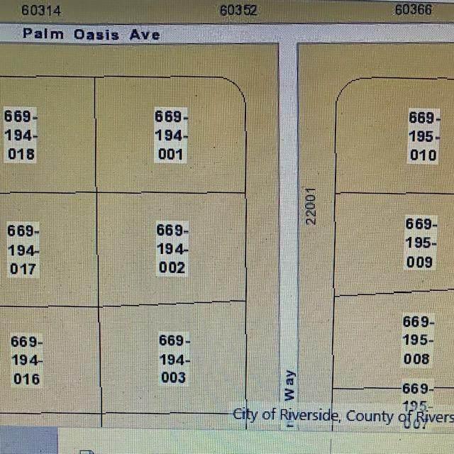 0000 Alpine Way, Palm Springs, CA 92262 (MLS #219065866) :: Lisa Angell