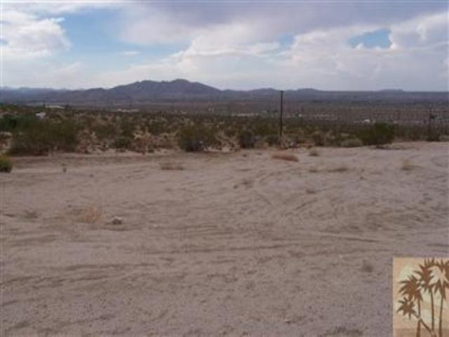 0 64326 Hollinger Rd., Joshua Tree, CA 92252 (MLS #41260965PS) :: Brad Schmett Real Estate Group