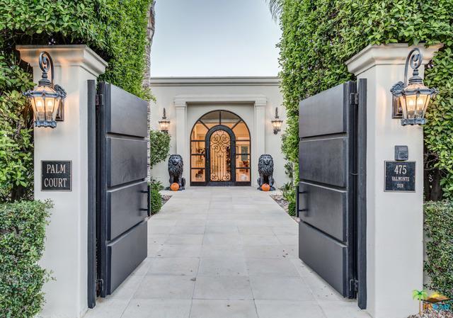 475 E Valmonte Sur, Palm Springs, CA 92262 (MLS #17282056PS) :: Brad Schmett Real Estate Group