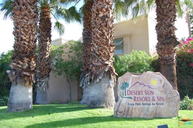 1555 N Chaparral Road #301, Palm Springs, CA 92262 (MLS #17290746PS) :: Brad Schmett Real Estate Group