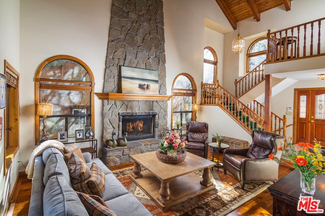 27541 W West Shore Road, Lake Arrowhead, CA 92352 (MLS #17295394) :: The John Jay Group - Bennion Deville Homes