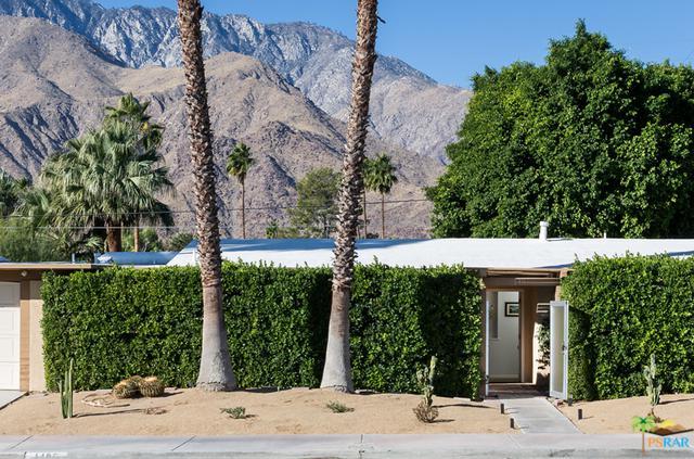 1485 N Avenida Caballeros, Palm Springs, CA 92262 (MLS #17295398PS) :: Hacienda Group Inc