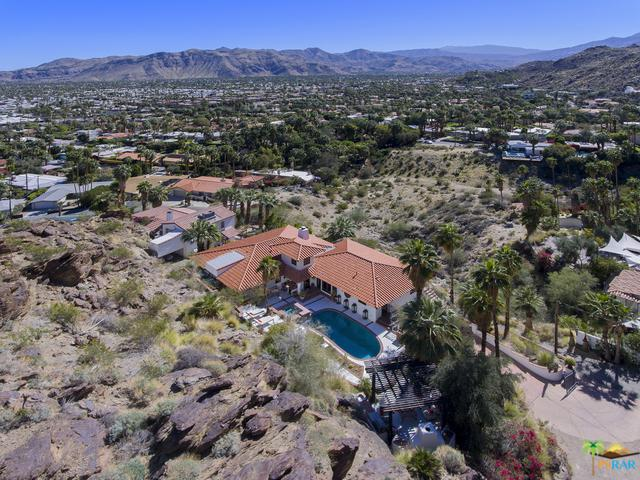 400 Ridge Road, Palm Springs, CA 92264 (MLS #18299872PS) :: The John Jay Group - Bennion Deville Homes