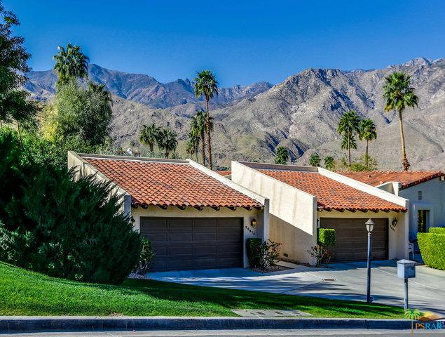 3641 Andreas Hills Drive B, Palm Springs, CA 92264 (MLS #18308608PS) :: Deirdre Coit and Associates