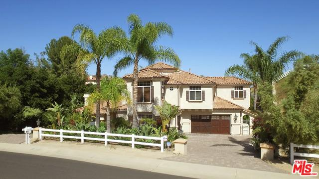 84 Saddlebow Road, Bell Canyon, CA 91307 (MLS #18318288) :: Team Wasserman