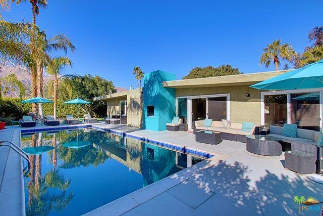 1201 E Paseo El Mirador, Palm Springs, CA 92262 (MLS #18318512PS) :: Brad Schmett Real Estate Group