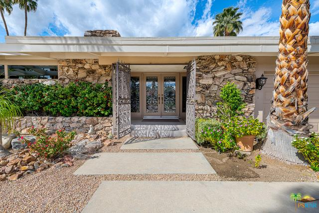1411 S Paseo De Marcia, Palm Springs, CA 92264 (MLS #18320532PS) :: Brad Schmett Real Estate Group