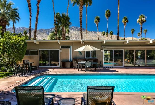 680 S Compadre Road, Palm Springs, CA 92264 (MLS #18321170PS) :: Brad Schmett Real Estate Group
