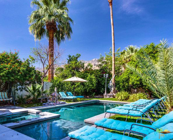 666 S Thornhill Road, Palm Springs, CA 92264 (MLS #18328212PS) :: The John Jay Group - Bennion Deville Homes