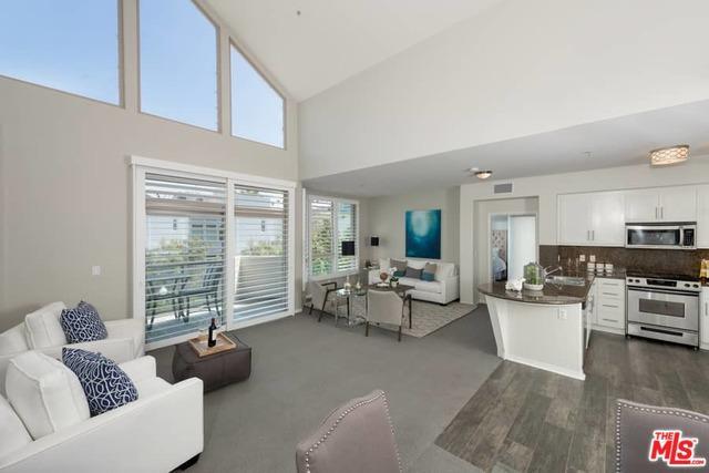 13044 Pacific Promenade #308, Playa Vista, CA 90094 (MLS #18328860) :: The John Jay Group - Bennion Deville Homes