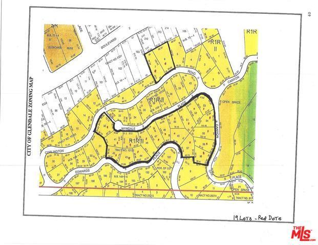 0 Edwards Place, Glendale, CA 91206 (MLS #18331984) :: Hacienda Group Inc