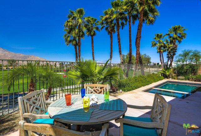 829 Spaulding Lane, Palm Springs, CA 92262 (MLS #18332588PS) :: Team Wasserman