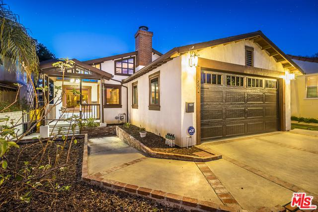 1271 Raymond Avenue, Glendale, CA 91201 (MLS #18336106) :: Hacienda Group Inc