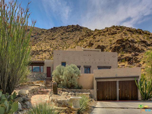 1851 W Crestview Drive, Palm Springs, CA 92264 (MLS #18340196PS) :: Brad Schmett Real Estate Group