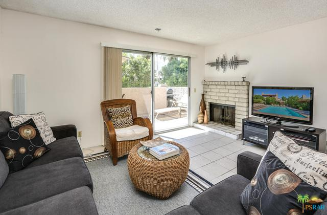 280 S Avenida Caballeros #261, Palm Springs, CA 92262 (MLS #18341366PS) :: The John Jay Group - Bennion Deville Homes