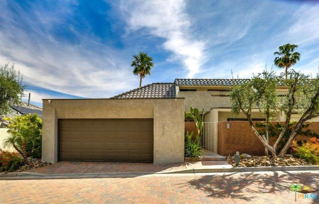 2530 W La Condesa Drive, Palm Springs, CA 92264 (MLS #18352276PS) :: The John Jay Group - Bennion Deville Homes