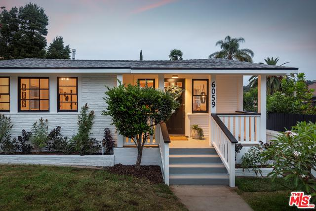 6059 Springvale Drive, Los Angeles (City), CA 90042 (MLS #18354532) :: Hacienda Group Inc