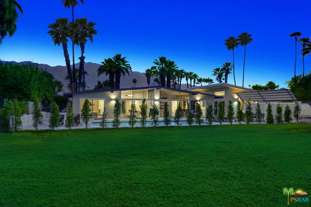 2090 S Brentwood Drive, Palm Springs, CA 92264 (MLS #18357226PS) :: Brad Schmett Real Estate Group