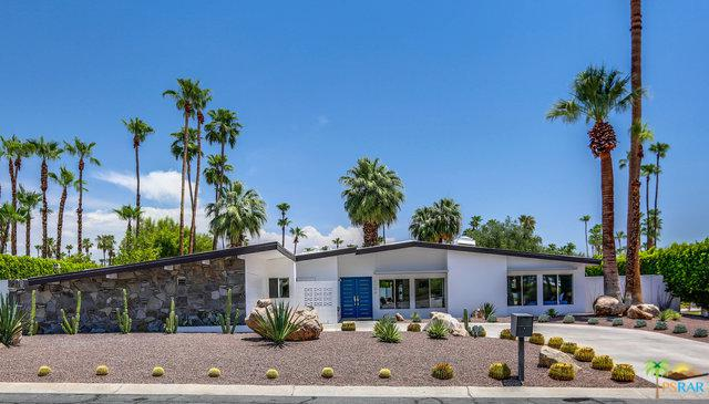 1106 N Paseo Dero, Palm Springs, CA 92262 (MLS #18362916PS) :: Team Wasserman