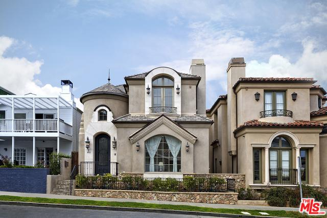 441 1st Street, Manhattan Beach, CA 90266 (MLS #18368406) :: Hacienda Group Inc
