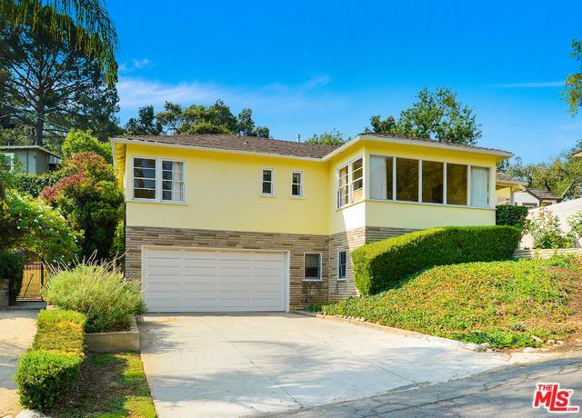 510 Tamarac Drive, Pasadena, CA 91105 (MLS #18370386) :: The John Jay Group - Bennion Deville Homes