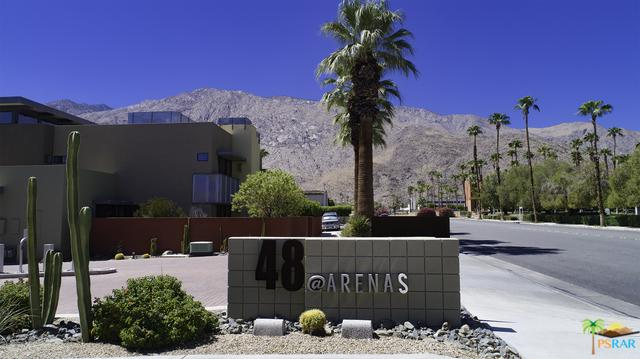 739 E Arenas Road, Palm Springs, CA 92262 (MLS #18381372PS) :: Hacienda Group Inc